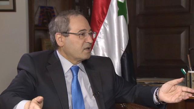 Mekdad: 'Chlorine gas never been used'