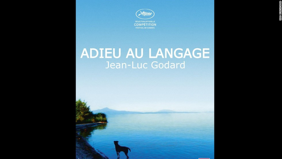 "<strong>""Adieu au Langage,"" or ""Goodbye to Language"":</strong> A single man, a married woman and a dog cross paths in this French drama from Jean-Luc Godard."