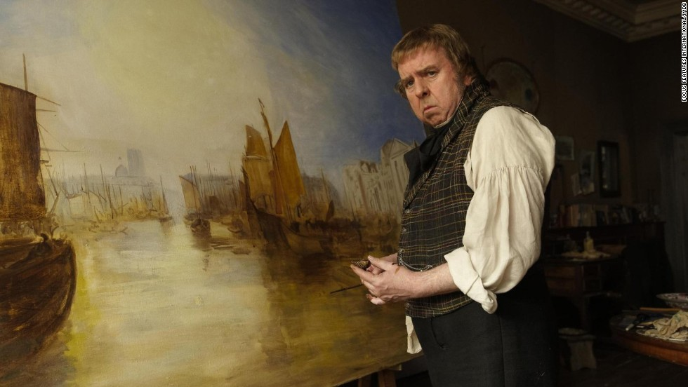 "<strong>""Mr. Turner"": </strong>Mike Leigh directed this feature that explores the life of eccentric British painter J.M.W. Turner during the final 25 years of his life."