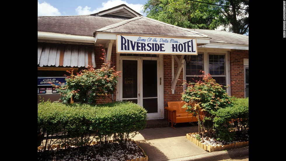 Riverside Hotel (Clarksdale, Mississippi) - 10 things to know about the Mississippi Delta - CNN.com