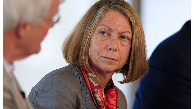 Jill Abramson fired as NY Times editor