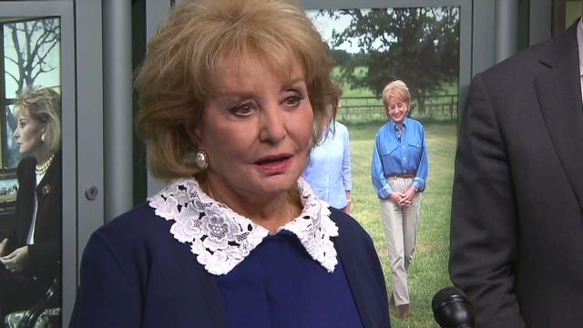 Barbara Walters' legacy