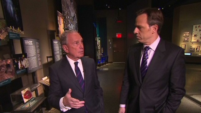 First look inside 9/11 museum