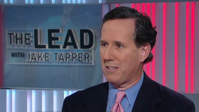Santorum weighs in on establishment GOP