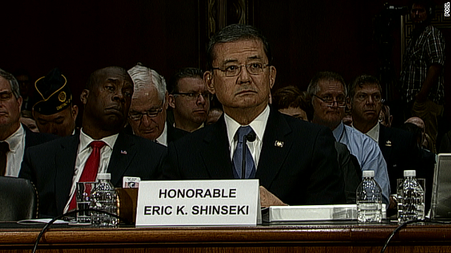 Shinseki not offering resignation