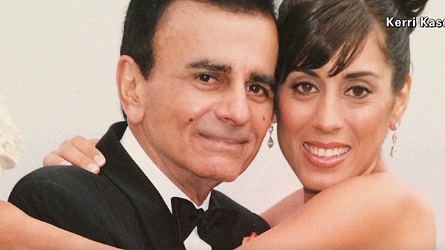 'Missing' Casey Kasem spotted vacationing