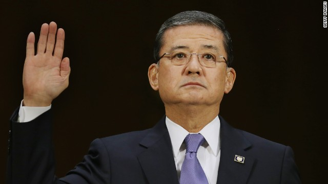 GOP chair: This goes beyond Shinseki