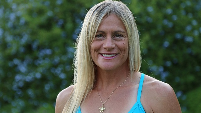 Robyn Benincasa's Project Athena helps women recovering from medical or traumatic setbacks achieve athletic goals.