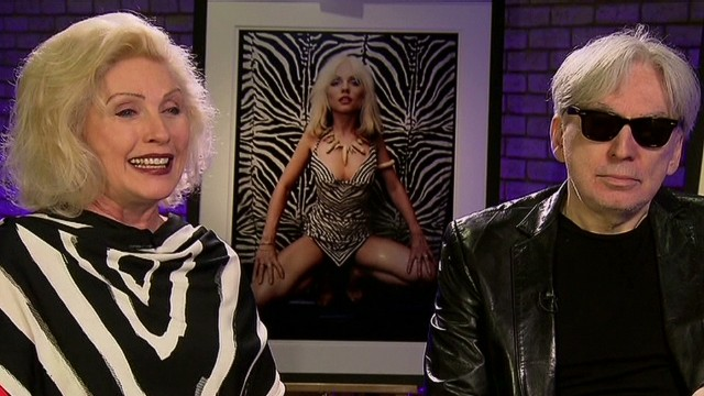 Blondie is back