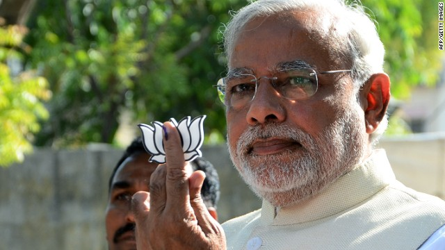 Results close for Indian election
