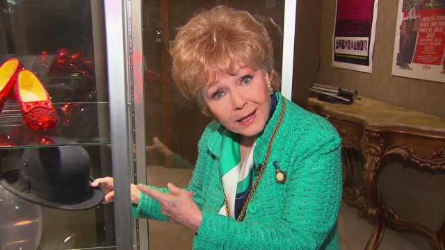 debbie reynolds auction