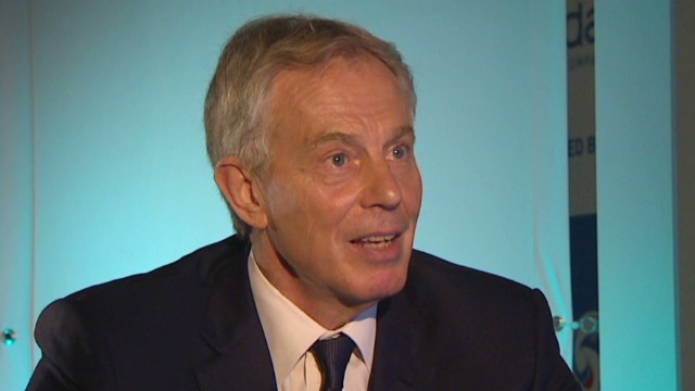 Tony Blair on radical Islam