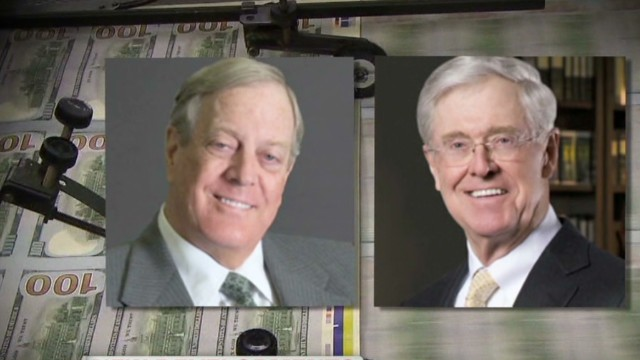 Koch brothers vs. the constitution