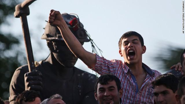 Anger over Turkey mine disaster