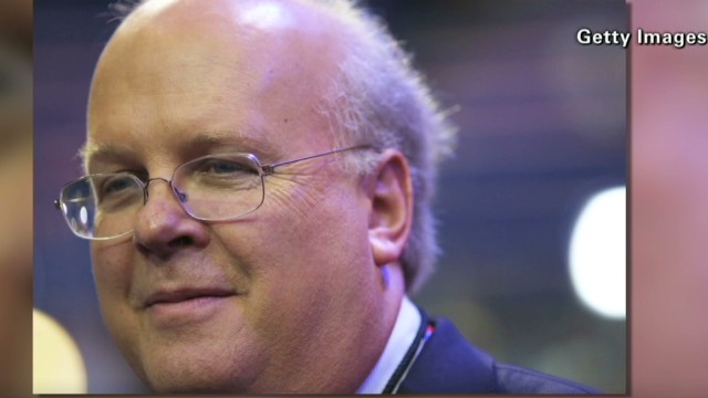 Rove suggests Hillary has brain injury