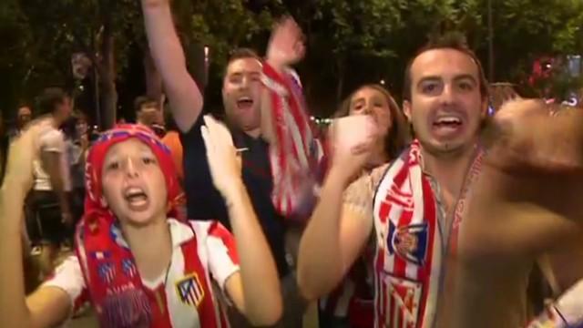Big upset in Spanish league title