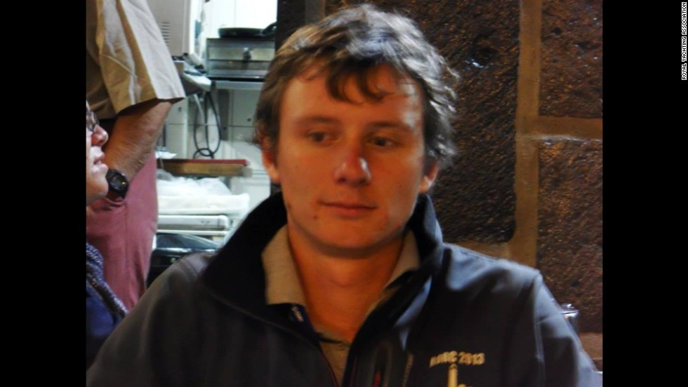 Andrew Bridge, 21, was the skipper of the vessel. He was on board with three other crewmen: