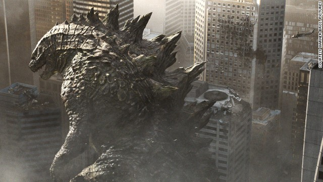 How 'Godzilla' made US military a star