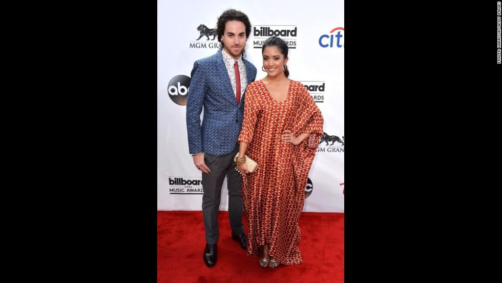 Michael Alvarado and Carissa Alvarado