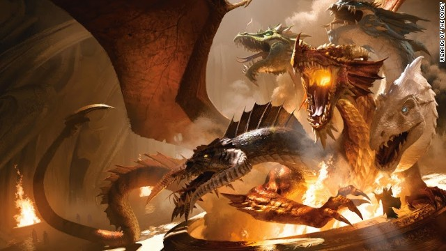 "Tiamat, a classic ""Dungeons & Dragons"" monster, will feature heavily in the game's new tabletop and digital versions."