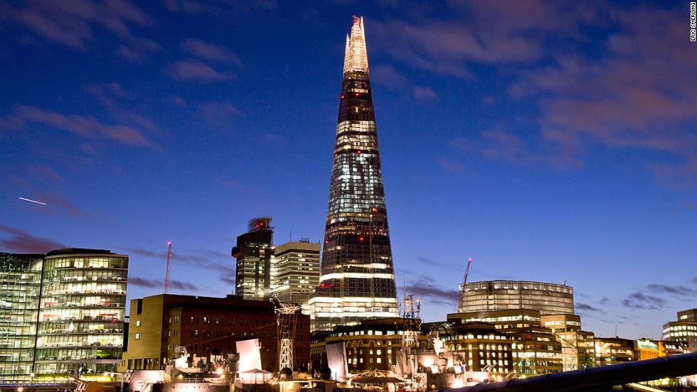 World S Best New Skyscraper Is Cnn Com