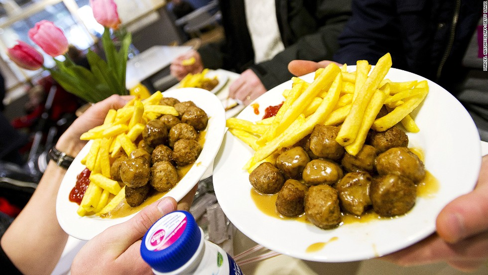 "From the IKEA Museum, we expect at least one exhibition devoted to meatballs -- <a href=""http://management.fortune.cnn.com/2013/02/26/ikea-horsemeat/"" target=""_blank"">horsemeat scare</a> and all."