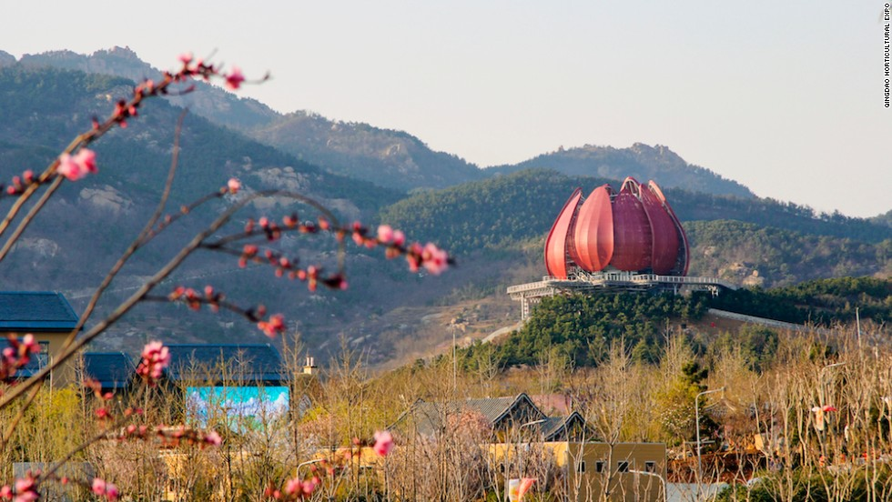 According to organizers, this is the fourth time the Expo has been held in China. The first was in Kunming in 1999 and the second was in Shenyang in 2006 followed by Xi'an in 2011.