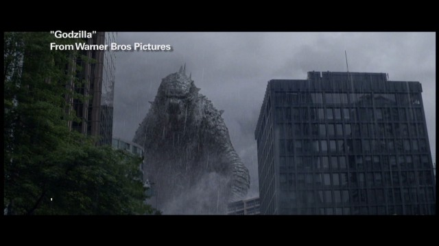 Godzilla's monster opening