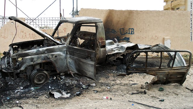 Violence shuts down Libyan parliament