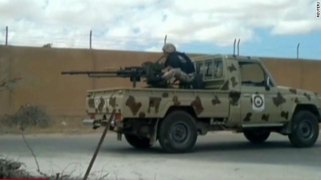 Fierce fighting sweeps across Libya