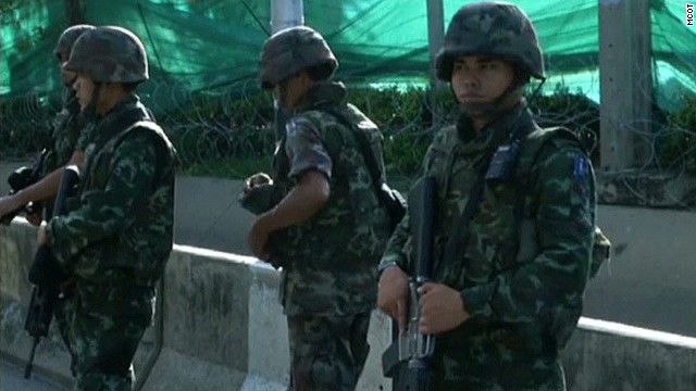 Unrest in Thailand affects economy