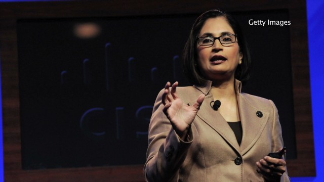 Cisco's technology 'visionary'