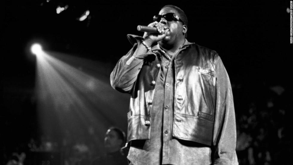 The death of rapper Christopher Wallace, known professionally as the Notorious B.I.G., and Biggie Smalls, has never been solved. Wallace was killed in March 1997 in Los Angeles when a gunman opened fire on his vehicle.