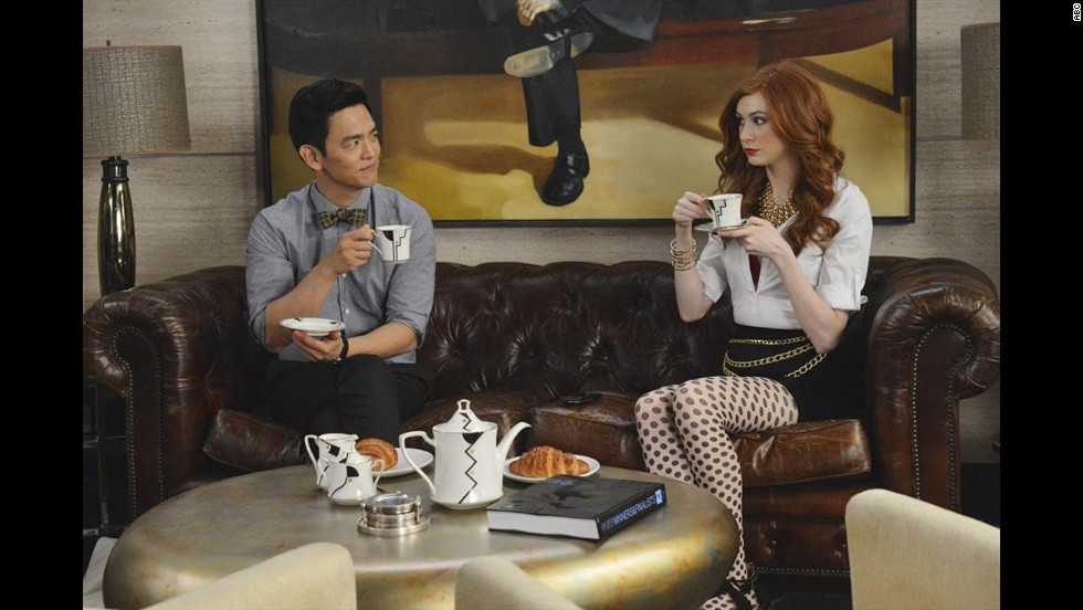 "John Cho of ""Star Trek"" and ""Harold & Kumar"" fame <a href=""http://insidetv.ew.com/2014/03/13/john-cho-cast-as-lead-in-abc-comedy-pilot/"" target=""_blank"">will star in ""Selfies"" on ABC</a>."