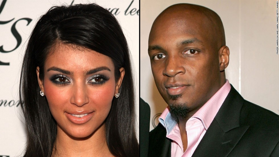 "Years before she was TV famous, Kim Kardashian was married to music producer Damon Thomas, from 2000 to 2004. Their relationship was dragged back out for public gossip in 2010, <a href=""he told me there was no tape. If she might have been honest with me I might have tried to hold her down and be like 'That was before me' because she is a great girl. She's actually one of the nicest people you'll ever meet. But the fact that she lied and told me that there was no tape? And I still think she might have even had a part to play with [its release]."""" target=""_blank"">when there were allegations of abuse and cheating</a>."