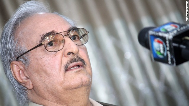 Who is Gen. Khalifa Haftar?