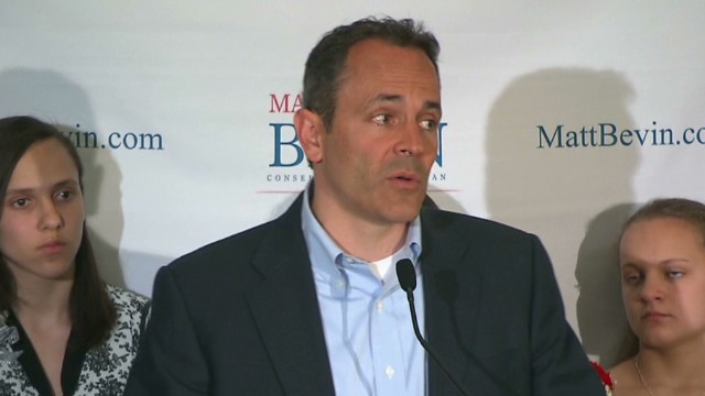 Bevin: Attacks eroded faith in leaders