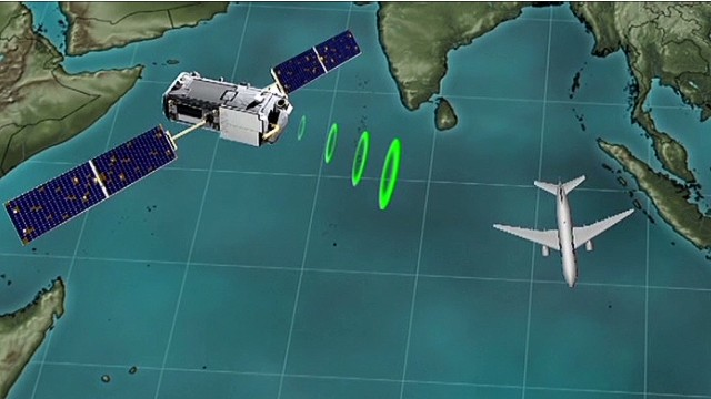Inmarsat flight data finally released