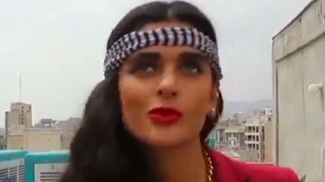 Six Iranians arrested for 'Happy' video