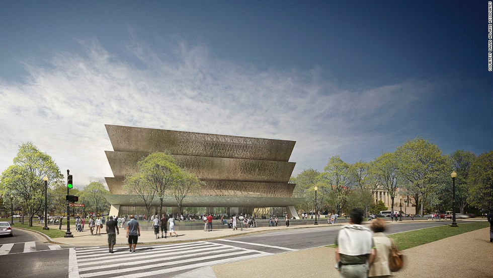"Tanzanian-born <a href=""http://www.adjaye.com/"" target=""_blank"">David Adjaye</a> had a landmark year in 2015, with exhibitions at the Art Institute of Chicago and the Cooper-Hewitt museum. This year, he'll open the new <a href=""http://nmaahc.si.edu/"" target=""_blank"">National Museum of African American History and Culture</a> in Washington, DC. <br /><br />The museum's exterior will be covered in intricate bronze mesh, recalling the ironwork done by freed slaves in the South following emancipation."