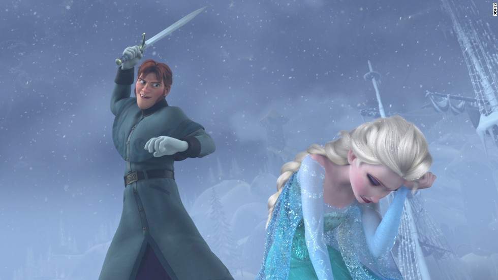 "A better name for Hans, the deceptively sweet prince in 2013's blockbuster ""Frozen,"" is ""Hans the Horrible."" Thankfully his self-serving plans were thwarted by the sisterly bond of Elsa and Anna."