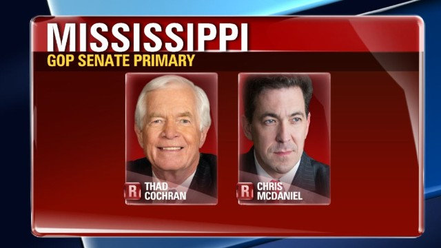 Slimy politics in Mississipi