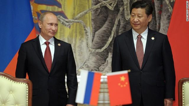 Russia, China reach landmark energy deal