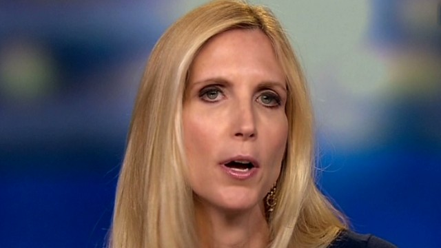 Ann Coulter defends Pat Sajak tweets