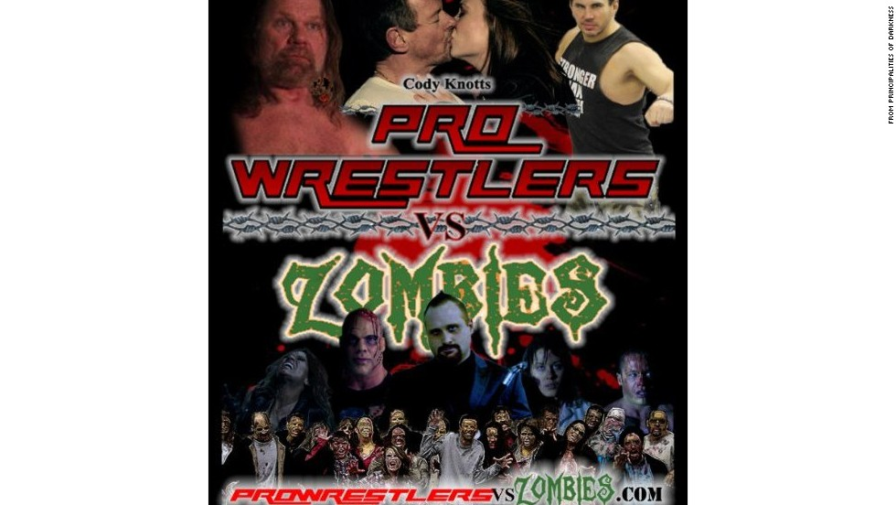 "Nobly taking the ""X"" vs Zombies tradition to heady new heights, famous wrestlers are pitted against hordes of undead when they unknowingly walk into a death trap."