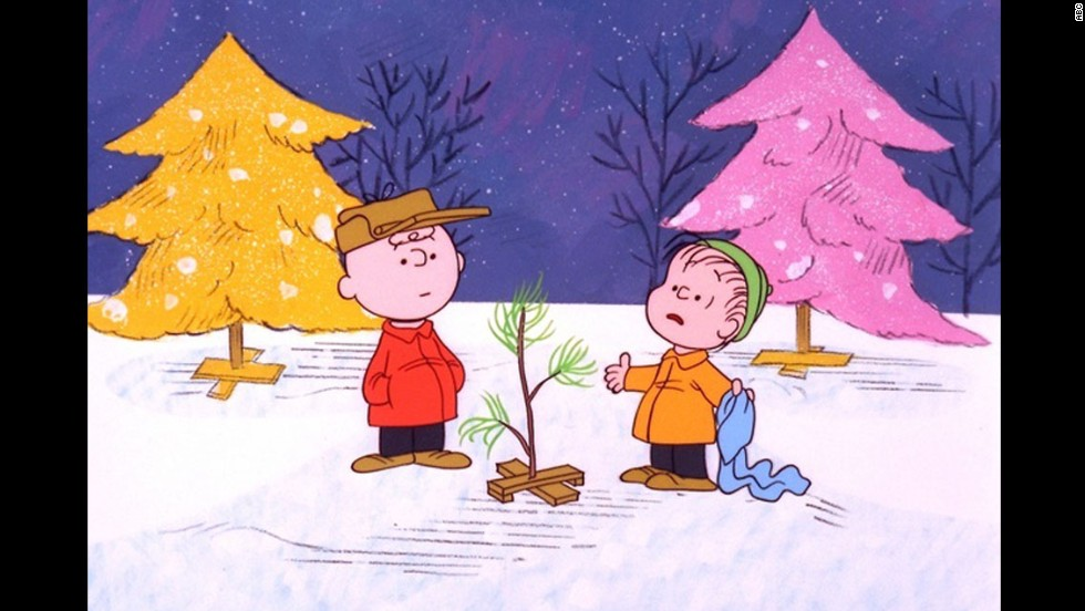 """A Charlie Brown Christmas"" could have been a bland animated special, but thanks to ""Peanuts"" cartoonist Charles M. Schulz and his collaborators, it was something more. The show, which first aired in 1965, didn't use a laugh track. It included a jazz music score and -- most controversially -- featured Linus reading from the Gospel of Luke. The special was both a critical and commercial hit, and it has become a holiday mainstay."