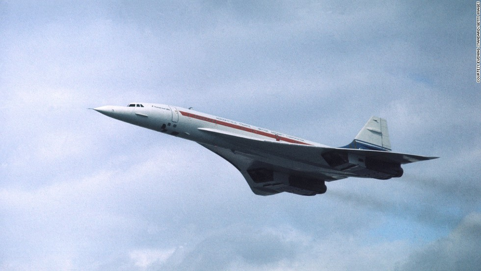 1976: Making its commercial debut in 1976, Concorde, a joint effort between the British and French governments, ushered in an era of supersonic travel, ferrying deep-pocketed passengers from London and Paris to New York (among other destinations) in less than half the time of other commercial aircrafts.