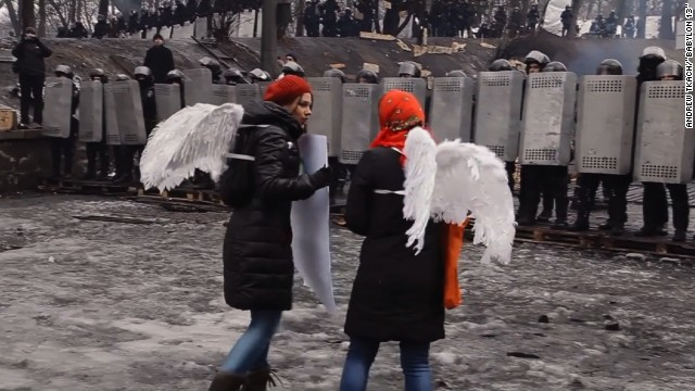 Memories of Maidan