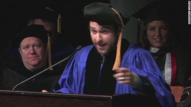 sot charlie day commencement speech_00003414.jpg