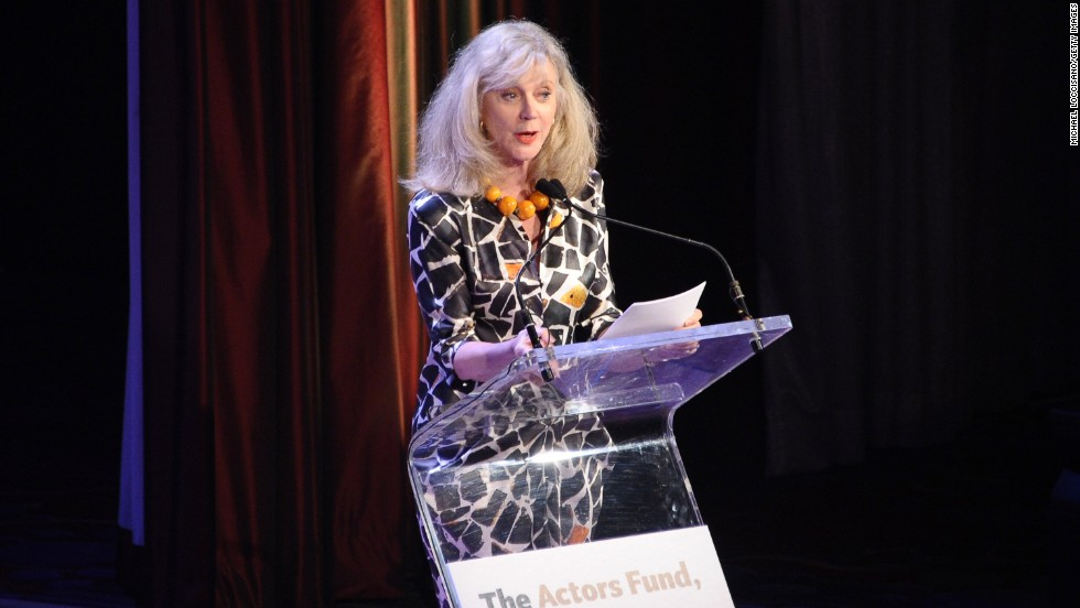 It's clear where Gwyneth Paltrow gets her genes. Her mother, actress Blythe Danner, looks great at 72.